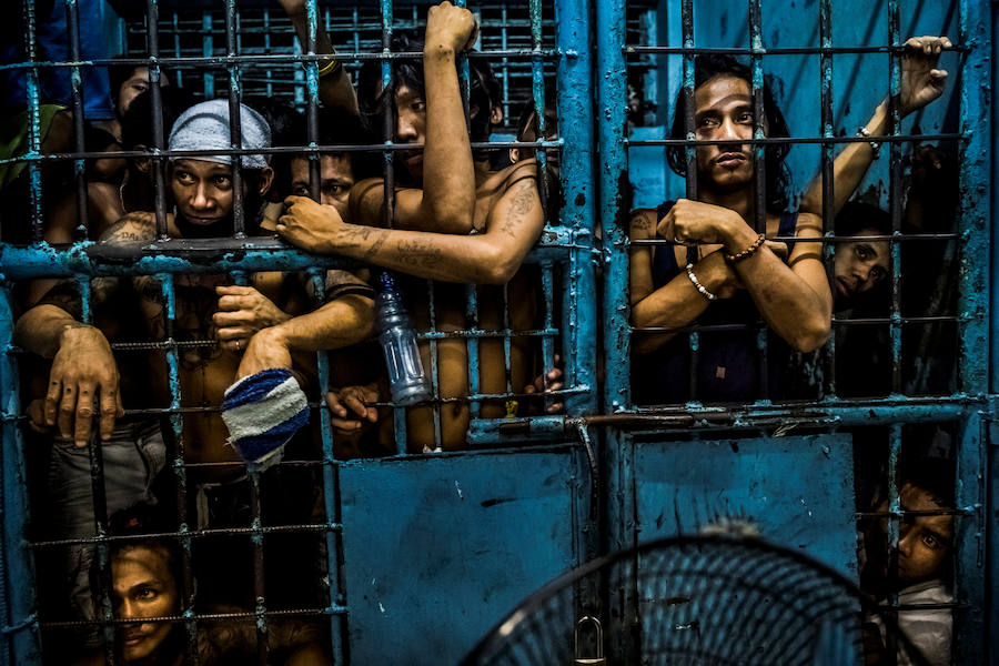 Las fotos ganadoras del World Press Photo