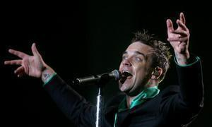 Robbie Williams se casa, ¿lo veremos en YouTube?