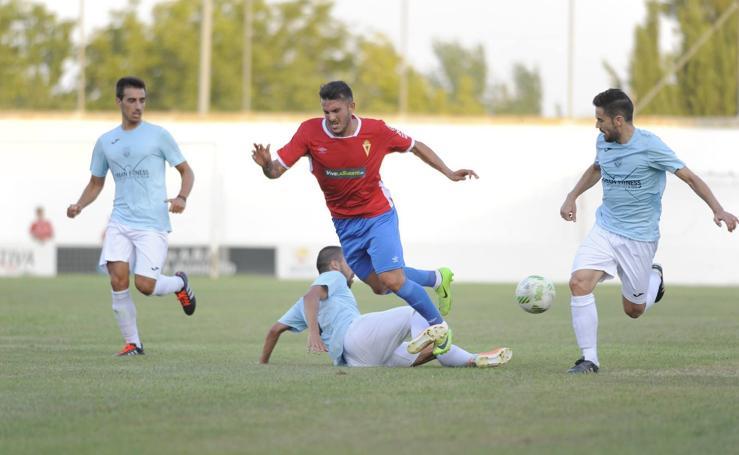 En el nuevo Murcia de Sanlúcar vence al Muleño (0-6)