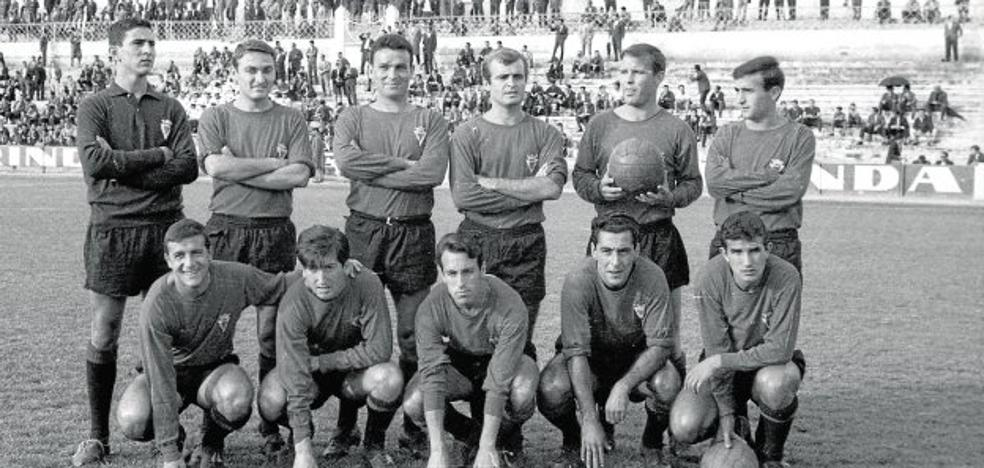 El Barça vuelve a Murcia en la Copa treinta años después