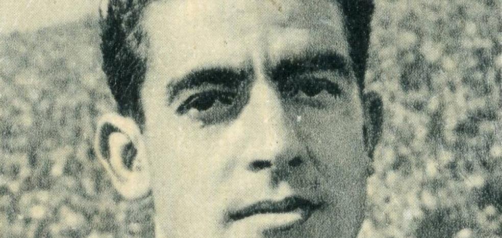 Fallece José Gallardo, jugador del Real Murcia de la década de los 50