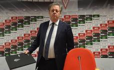 Víctor Gálvez, sobre el entrenador: «Tenía previsto reunirme con Guti»