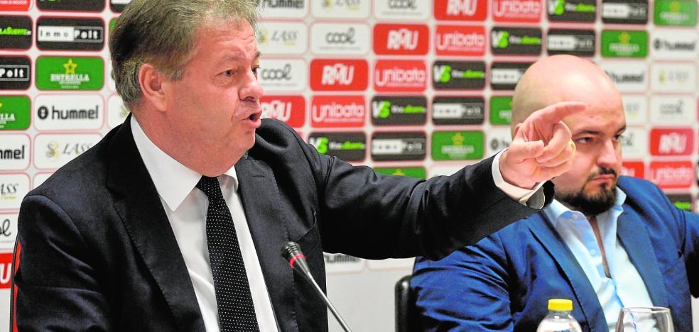Víctor Gálvez: «Hablé con Guti, pero entrenará al Madrid»