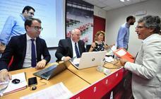 Gálvez propone una ampliación de capital de 18 millones de euros
