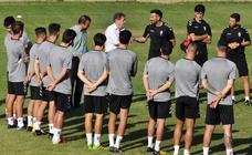 El Real Murcia de Manolo Herrero comienza la pretemporada
