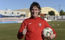 Chumbi se une a Aquino y Curto en la delantera del Real Murcia