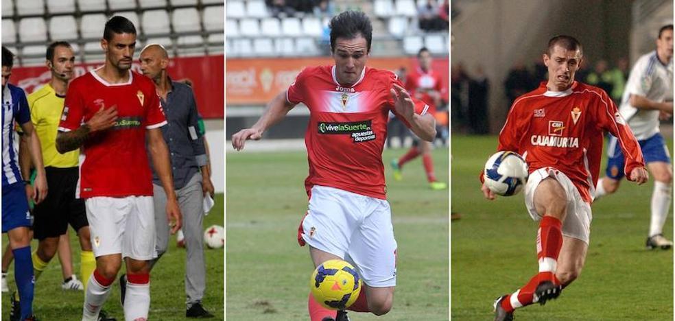 El gafe del primer gol de la pretemporada del Real Murcia