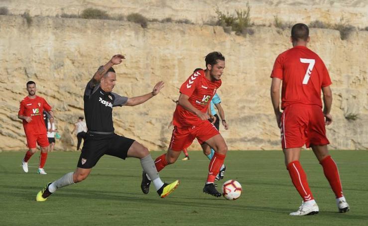 Real Murcia - Sevilla (0-2)