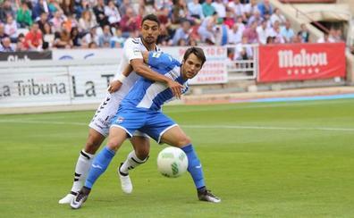 Manel Martínez completa la delantera del Real Murcia