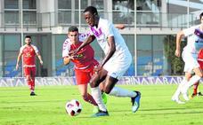 Dani Aquino marca el primer gol tras su vuelta