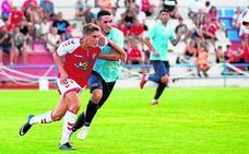 Buena imagen del Murcia contra El Ejido (1-0)