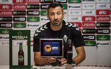 Herrero: «No debemos pensar que desde la primera jornada ya tenemos que ir líderes»