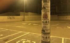 Aparecen carteles en la Nueva Condomina contra Mauricio García