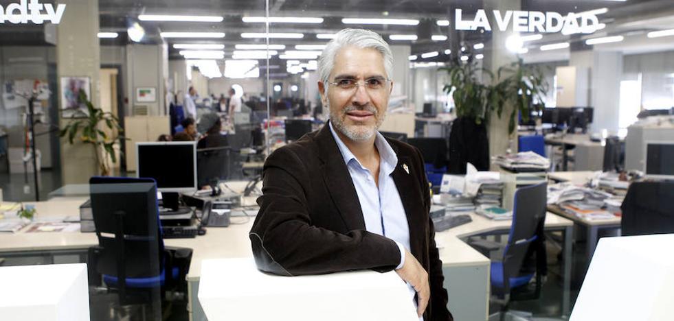 «Voy a poner dinero en el Real Murcia»