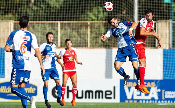 Desastre copero del Real Murcia