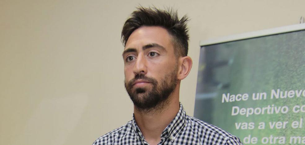 Molo: «Apoyo a los Gálvez, han hecho cosas en el Murcia que hacían falta»