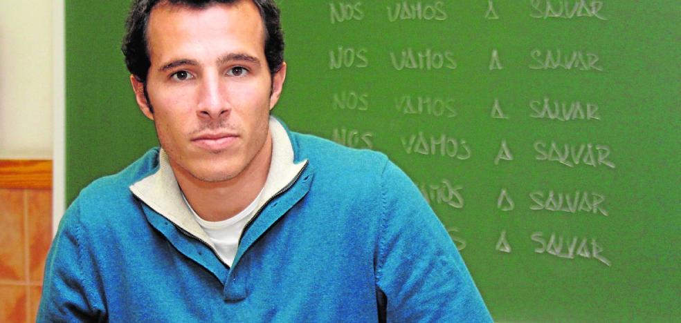 Bruno Herrero: «Choca ver cómo el Murcia, con la deuda que tiene, gasta tanto dinero en plantillas»