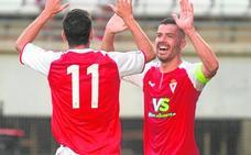 El Real Murcia de Herrero, uno de los seis equipos invictos en el fútbol español