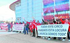 «El Real Murcia no puede ser un coche de 'renting' que cambie de manos cada año»