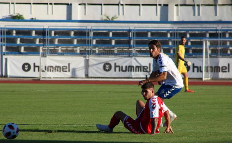 Segundo empate consecutivo del Real Murcia