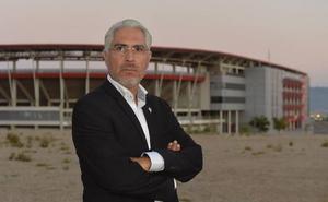 García de la Vega: «El tiempo de los Gálvez en el Real Murcia está a punto de acabar»