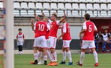 El Real Murcia se lleva los tres puntos ante el Talavera