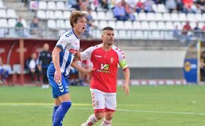 El Real Murcia, en el 'playoff' pese a todo