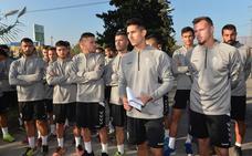 Los aficionados del CD Castellón recaudarán fondos para los jugadores y empleados del Real Murcia