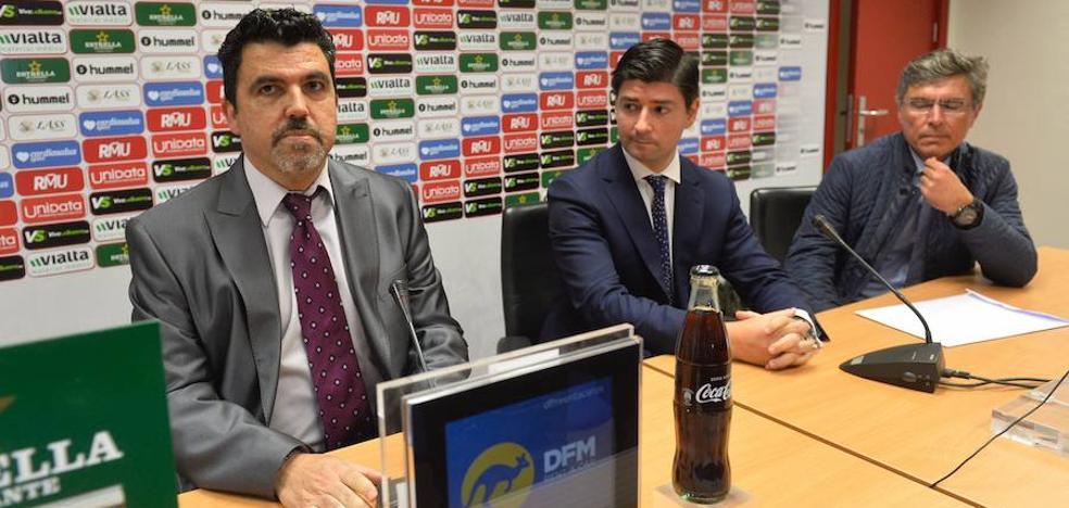 El médico Chema Almela, nuevo presidente del Real Murcia