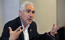García de la Vega dice que pondrá un millón de euros si es presidente del Murcia