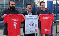 El Olímpic Club organiza un torneo benéfico de pádel para ayudar al Real Murcia