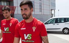 El defensa Dani Pérez se desvincula del Real Murcia