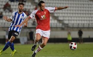 Corredera abandona el Real Murcia y ficha por el Valencia Mestalla