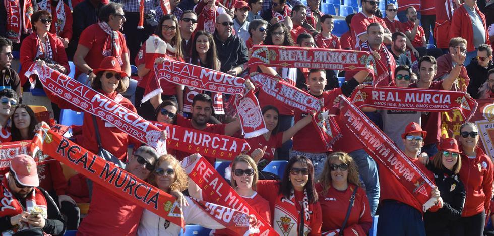 Cuatro pasos clave para la salvación del Murcia