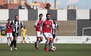 Miguel Leal, quinto jugador en abandonar el Real Murcia este mercado de invierno