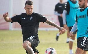 Lucio Compagnucci abandona el Real Murcia sin debutar con el club