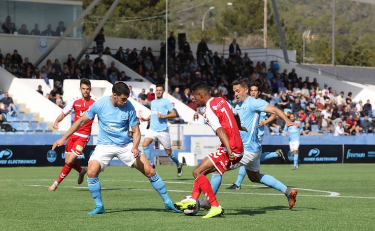 El Real Murcia pierde su segundo partido consecutivo