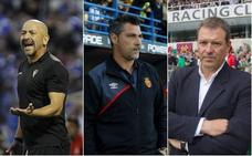 Claudio, Olaizola y Viadero, en la lista para suplir a Herrero