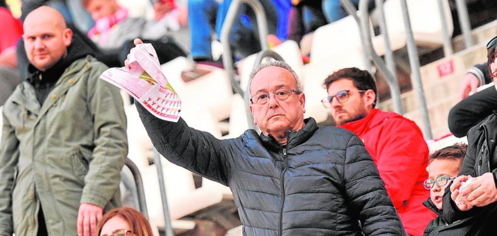 La Nueva Condomina no es el mejor escenario para el Real Murcia