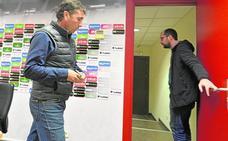 Cordero se marcha del club porque no siente el calor de una parte de la directiva