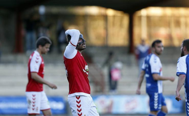 El Murcia pierde ante el Talavera