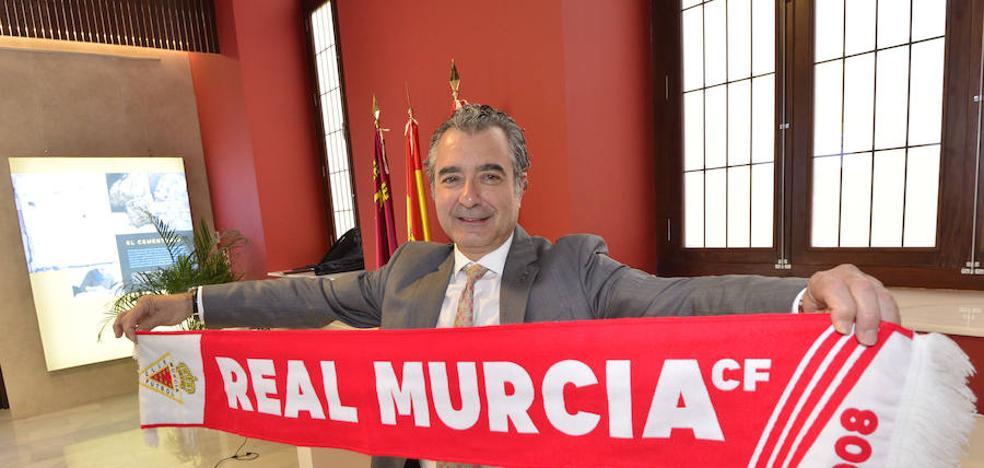 Un nuevo empujón para el Real Murcia