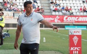 El primer dilema del nuevo Murcia