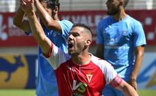 El Real Murcia está pendiente del 'playoff'