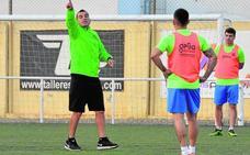 Adrián Hernández, energía y vitalidad para reactivar al Murcia