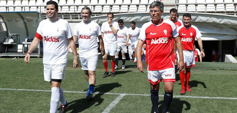 El Consejo del Real Murcia gana a la Parmu gracias a un gol de Almela