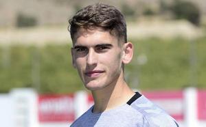 Josema Raigal es la gran excepción en la plantilla del Murcia