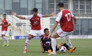 Levante y Almería, primeros rivales del Real Murcia en pretemporada