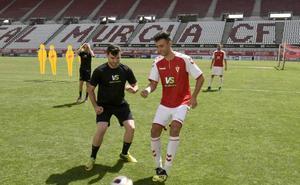 La AFE para los pies al Real Murcia