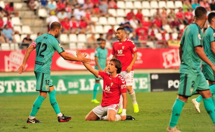 Al Real Murcia le queda mucho trabajo por hacer
